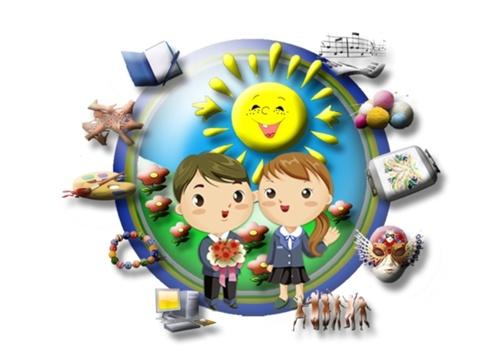 Логотип с. Криворіжжя. Криворізька загальноосвітня школа І-ІІІ ступенів