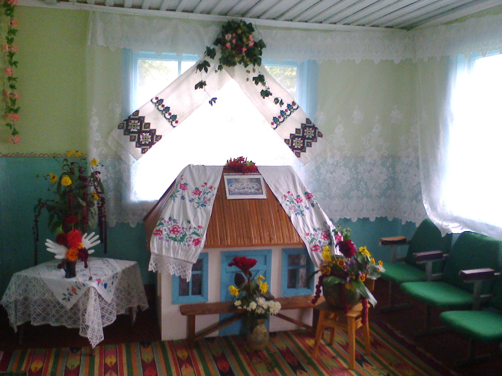Логотип смт. В. Бичків. В. Бичківський ДНЗ № 5