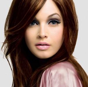 3я макияж в стиле 70-х годов фото различие - Прическа от стилистов