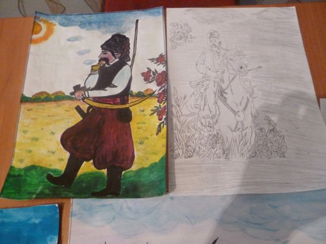 Картинки по запросу проект до дня козацтва