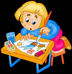 Психологія кольору. Якими кольорами малює ваша дитина?