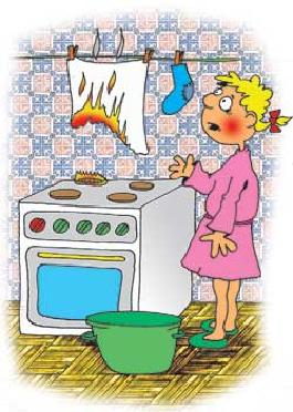 Картинки по запросу правила поводження з газом для дітей