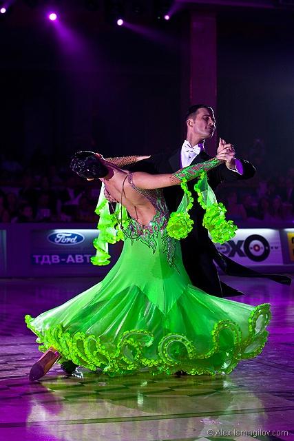 Спортивные бальные танцы источник
