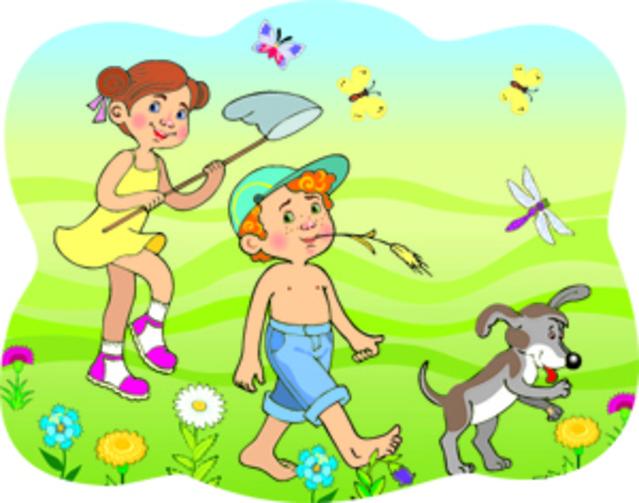 Дитячі картинки про природу і здоров я