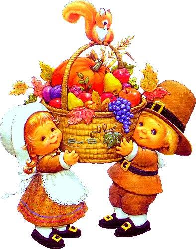 картинка осінь для дітей