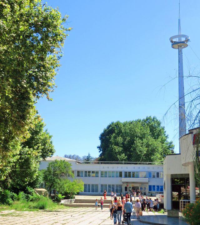 Так выглядела башня ранее: